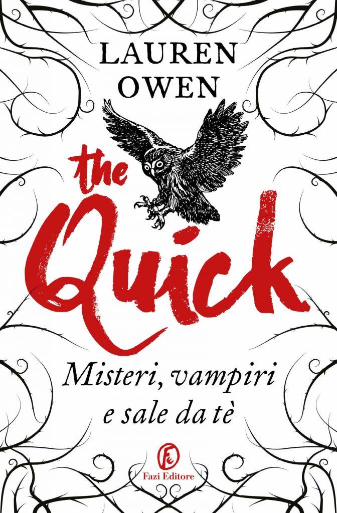 Risultati immagini per the quick libro