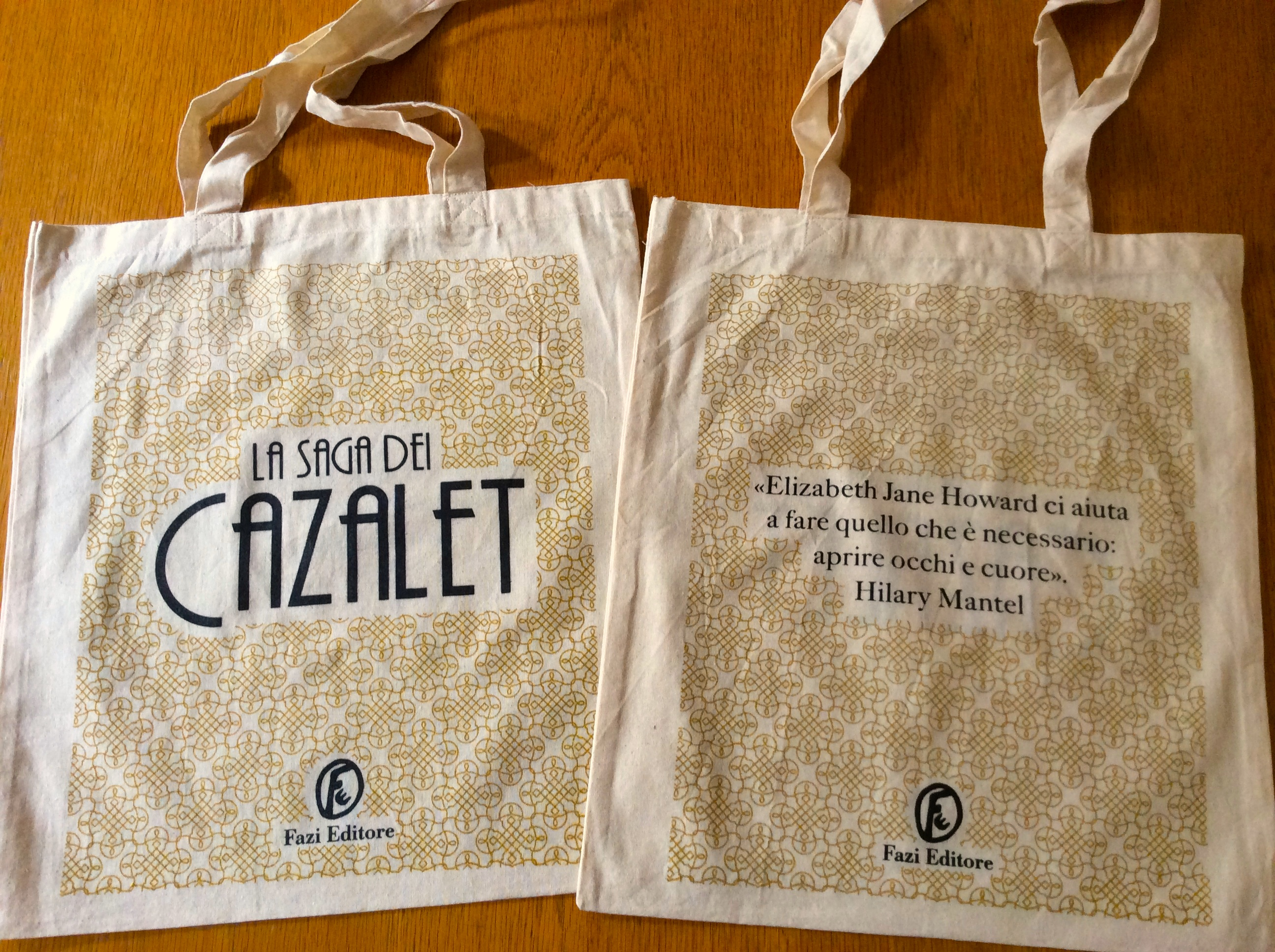 shopping bag cazalet