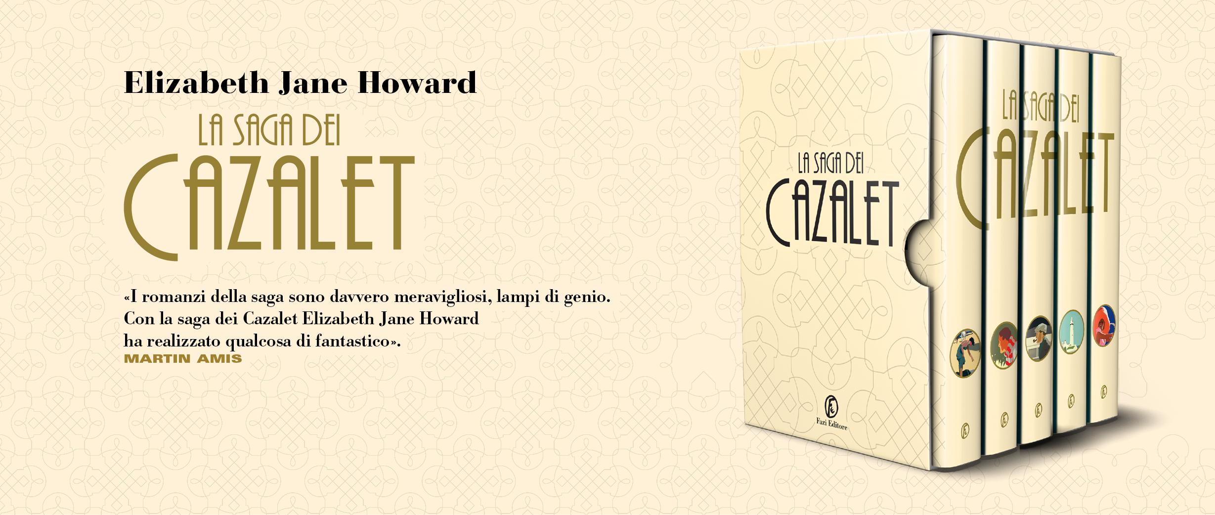 La saga dei Cazalet: il cofanetto