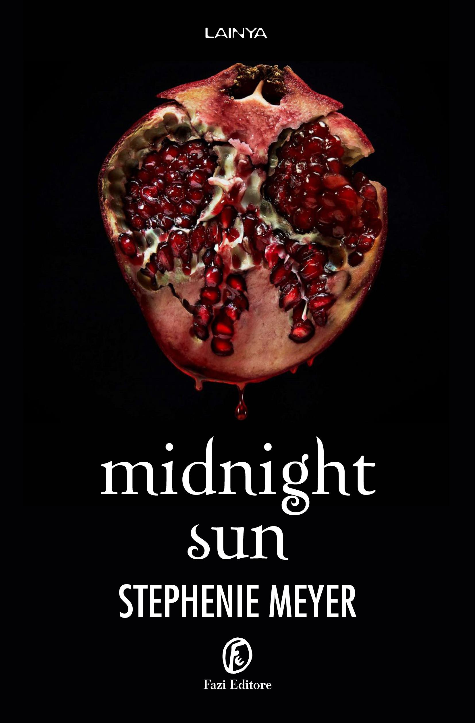 Midnight Sun» di Stephenie Meyer in Italia | News | Fazi Editore