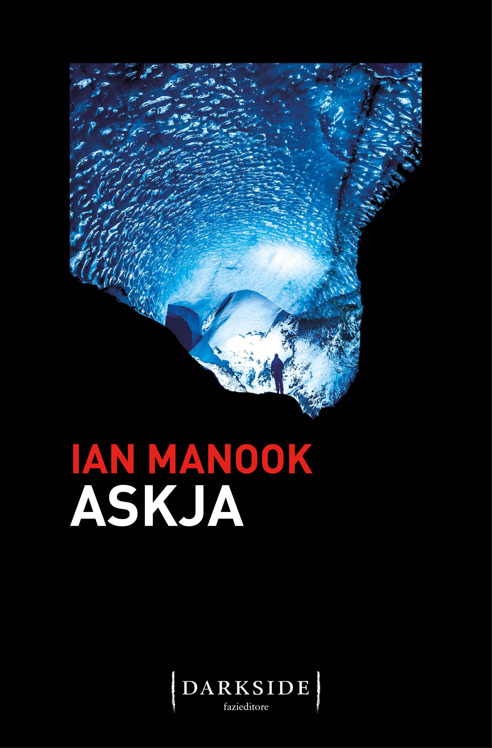 Askja | Ian Manook | Fazi Editore