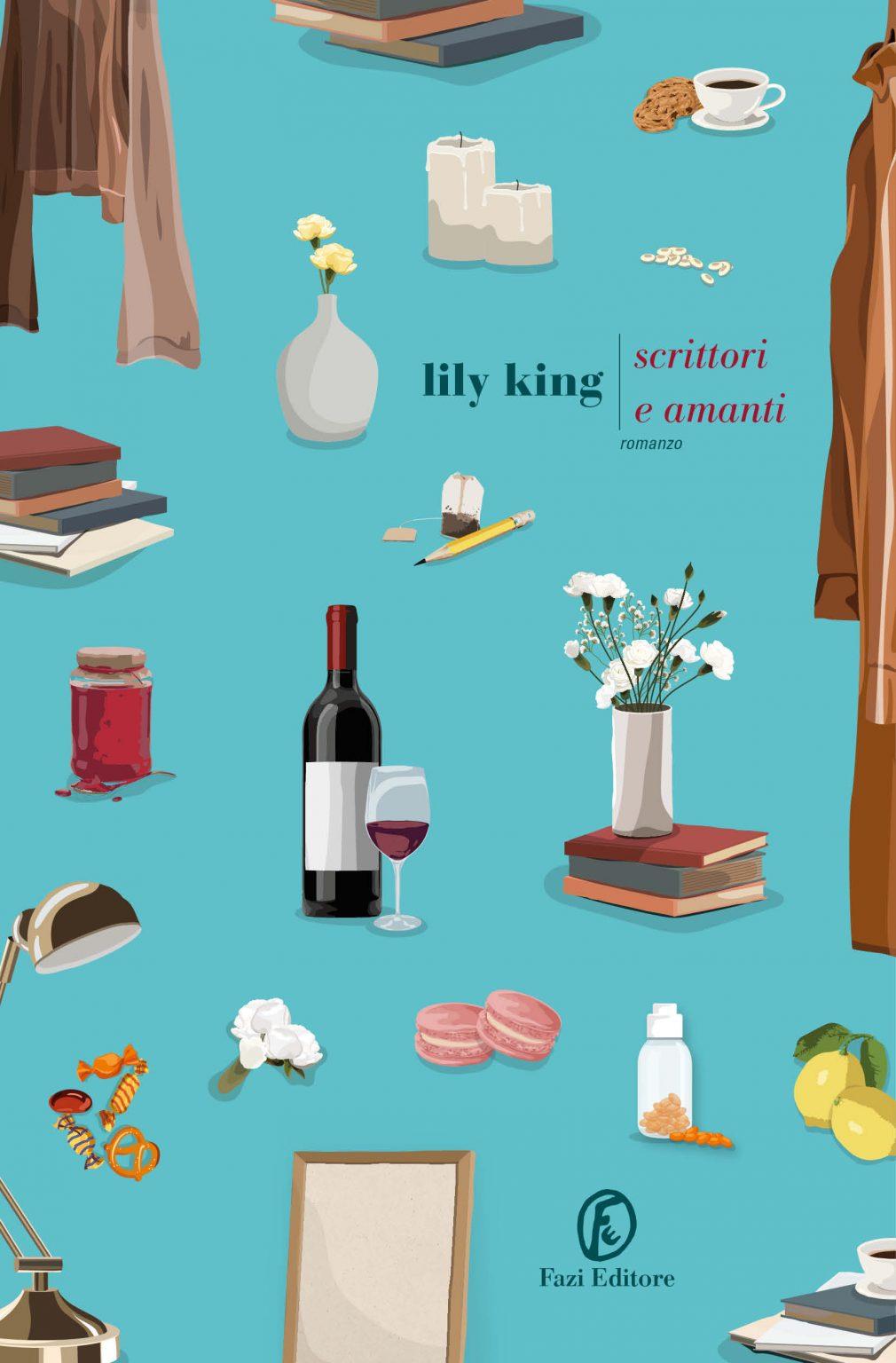Scrittori e amanti Book Cover